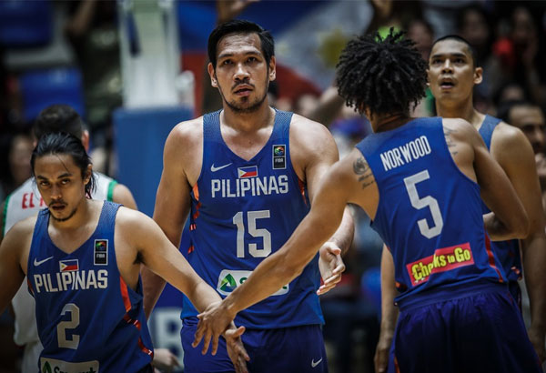 Sans Christian Standhardinger and Andray Blatche, and with June Mar Fajardo playing half-healthy, Gilas found no answer to the heftier Lebanese. | FIBA.com