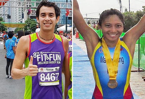 PHL sweeps golds in Seag triathlon