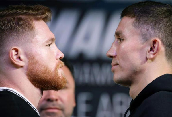 Alvarez and Golovkin set for explosive showdown