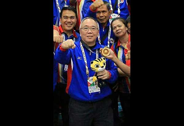 Bowling gold medalist Christopher Yue