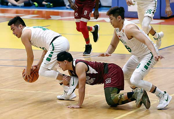 Archers get back at Maroons