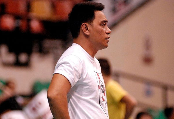 Michael Carino led the CSB Lady Blazers to their first NCAA title, he will now take over as Perpetual's head coach | Spikers Turf' file photo
