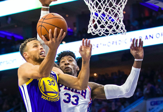 Embiid's career-high 46 leads 76ers past Lakers 115-109