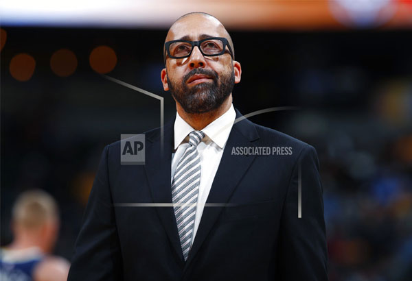 Fizdale fired as Grizzlies head coach