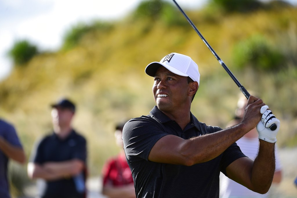 Tiger Woods hails latest comeback as 'great'
