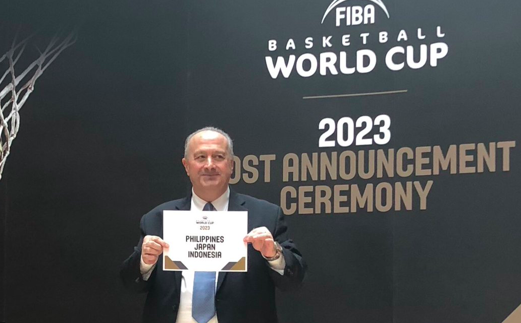 Philippines, Japan and Indonesia awarded 2023 FIBA Basketball World Cup