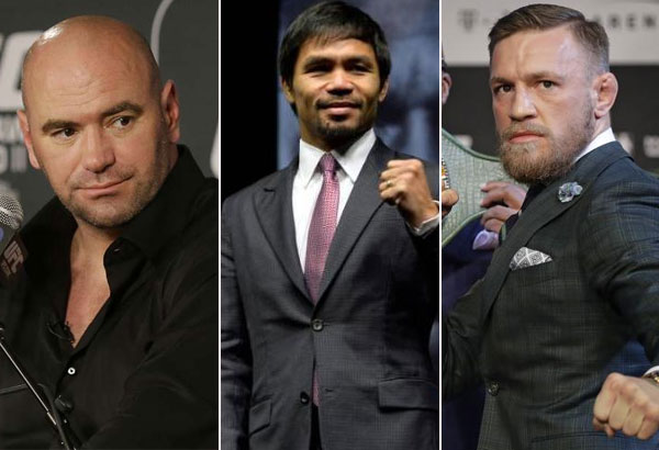 UFC President Dana White Promises To Sue Pacquiao If He Fights McGregor