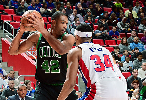 Celtics Wrap: Boston Fights Off Pistons' Late Rally In 91-81 Victory