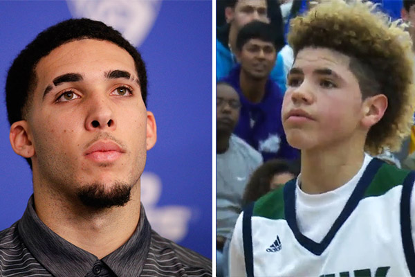 Ball Brothers Sign With Tiny Lithuanian Club