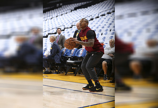 Cavs fans gave Isaiah Thomas standing ovation in his first game back