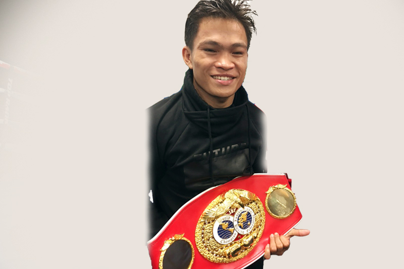 Ancajas retains IBF belt after Round 10 KO of Mexican challenger
