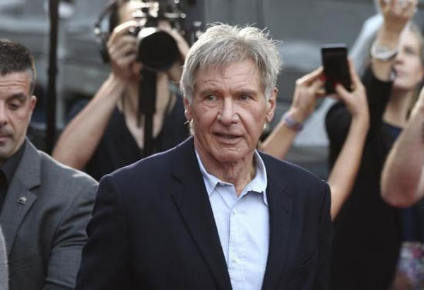 harrison ford walks during a star wars fan event in sydney ford is in. Cars Review. Best American Auto & Cars Review