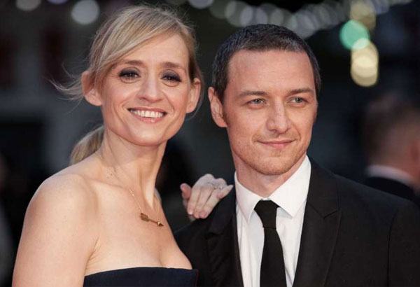 James McAvoy and Anne-Marie Duff announce divorce | Entertainment, News, The Philippine Star | philstar.com