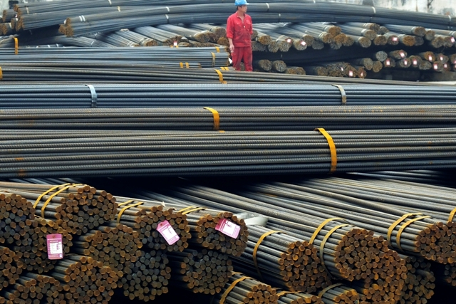 Portal Steels will produce steel billets and rebars at an annual volume of 48,000 metric tons (MT) and 22,800 MT, respectively, with commercial operations slated to start in December. Chinatopix via AP