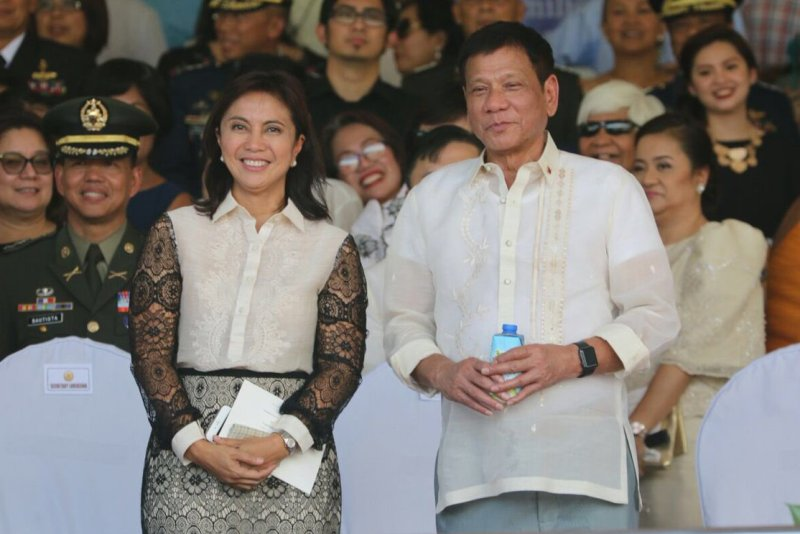 Duterte denies hand in impeachment of Robredo; VP ramps up criticism
