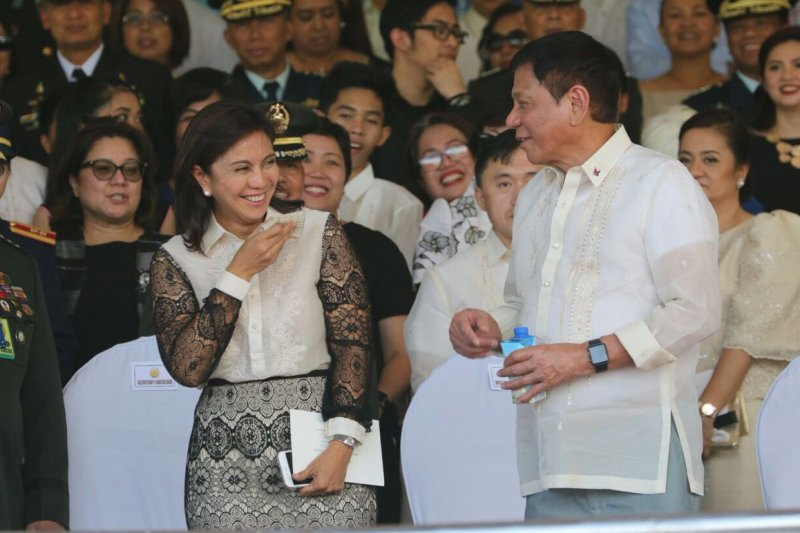 Palace: Duterte-Robredo falling out likely due to Marcos burial ...