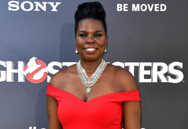"""Actress Leslie Jones arrives at the Los Angeles premiere of """"Ghostbusters."""" Photo by Jordan Strauss/Invision/AP, File"""