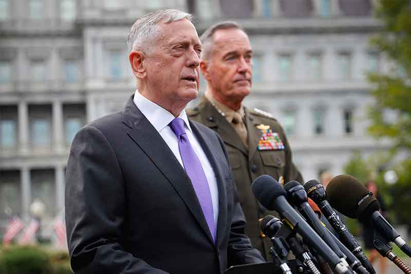 USA  defense chief to visit S. Korea for annual talks