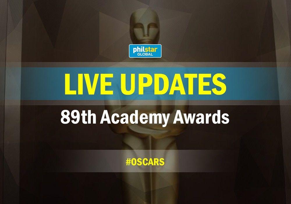 LIVE updates: Academy Awards 2017