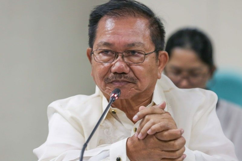 Piñol said he would resign only if ordered by President Rodrigo Duterte, stressing that he served at the pleasure of the appointing power.