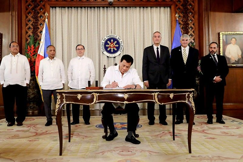 Philippines, Israel sign Palawan oil exploration deal