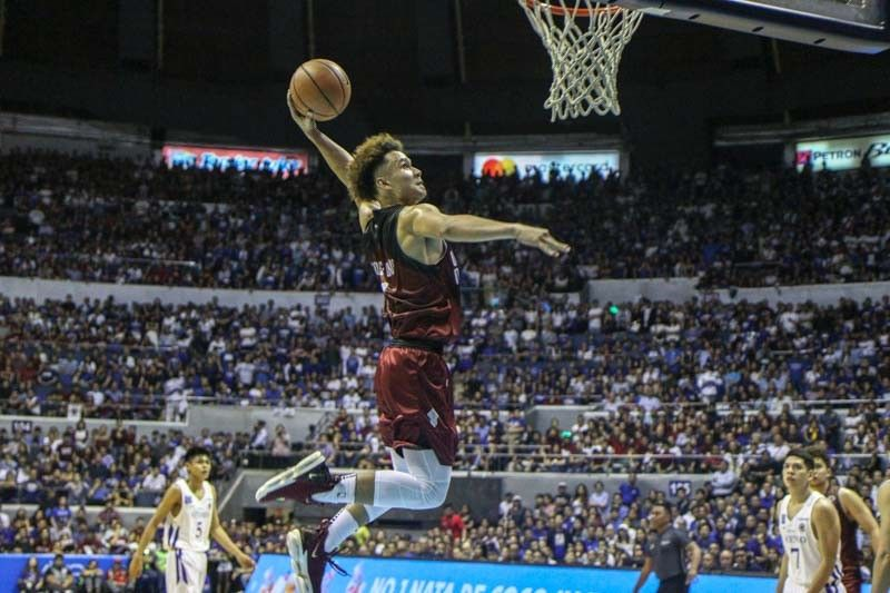Watch out for UP Fighting Maroons next year, Ateneo's Baldwin warns rest of UAAP