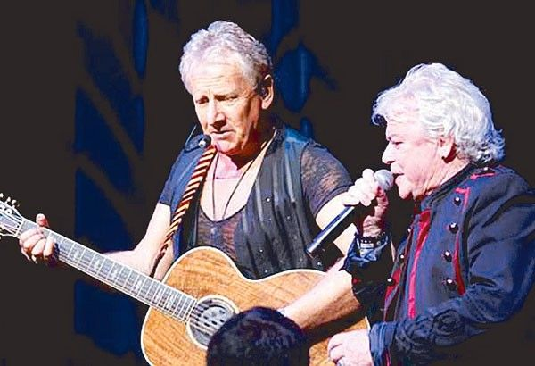 It�s a go for Air Supply
