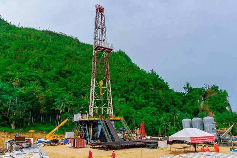 In Alegria, Southern Cebu: 28M barrels of oil found