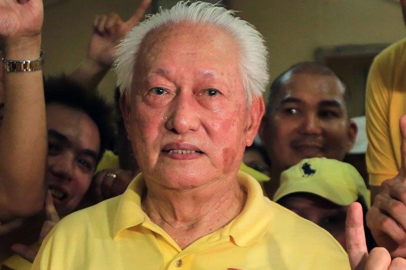 Former Manila mayor Alfredo Lim dies