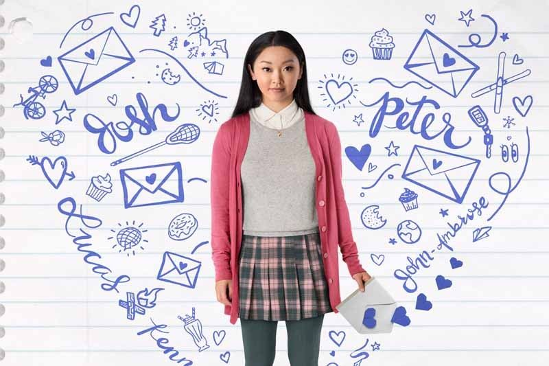 Resultado de imagem para to all the boys i loved before