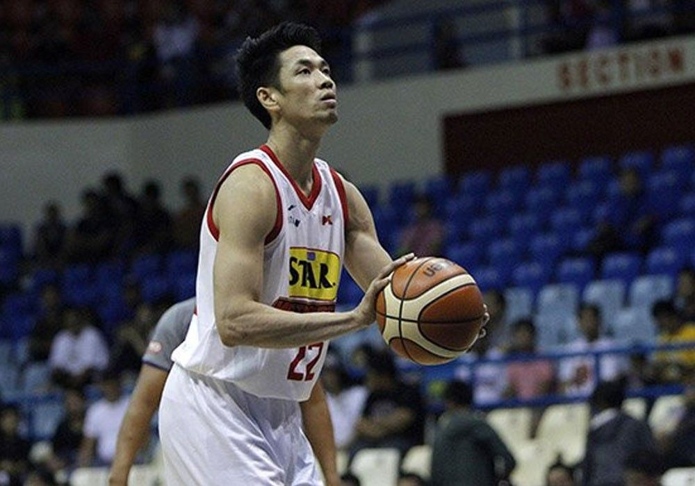 PBA Player of the Week Maliksi tipped to become Star�s next face