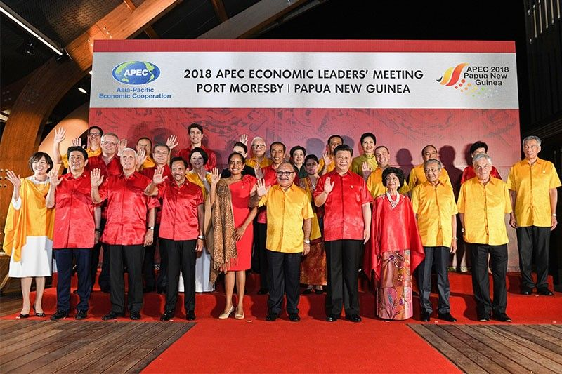 Cruising for a bruising: What we learned from the APEC summit