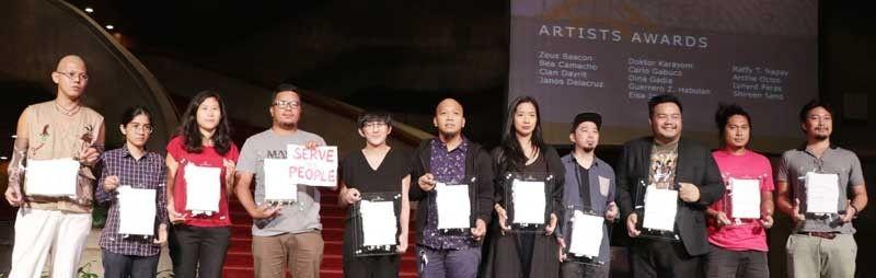 Figuration makes a morbid comeback in CCP 13 Artists Awards