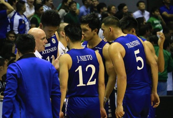 official photos 4ab99 9710a Philippines turns to Ateneo Blue Eagles for Jones Cup ...