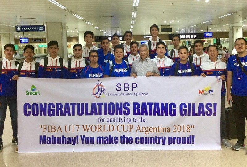 Batang Gilas bigating mga koponan ang haharapin sa 2018 FIBA World U-17