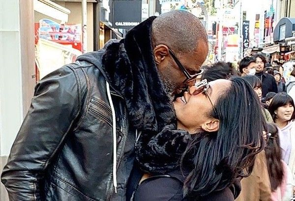 Brian McKnight proudly in love with Filipina wife