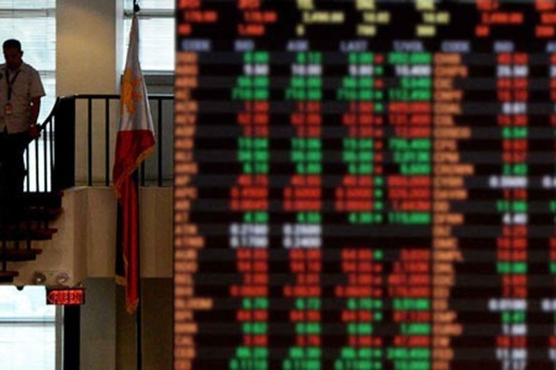 Share prices sink  on inflation concerns