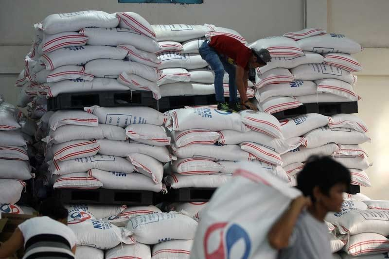 Rice imports seen to exceed 1.5 million metric tons in 2019
