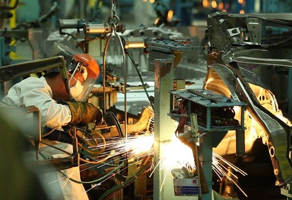 Manufacturing posts double-digit growth in April