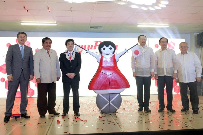 Murata puts up 2nd Philippines factory, biggest in Asia