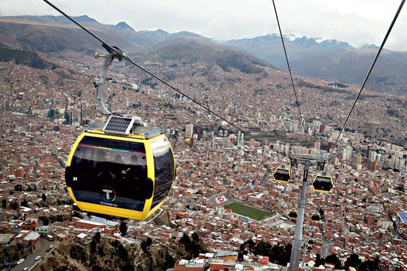 France agrees to finance feasibility study for Metro Manila cable car system