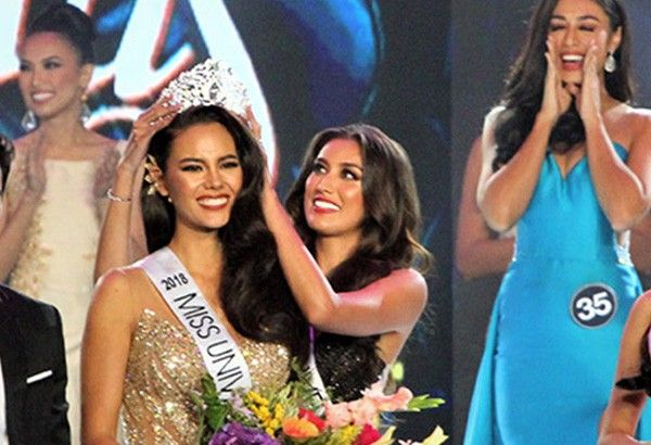 f9bbaaf4c313 Philippines' Catriona Gray featured in UK, compared to Miss Universe ...