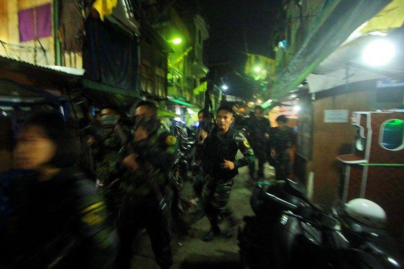 15 dead in Cebu drug raids, shootings