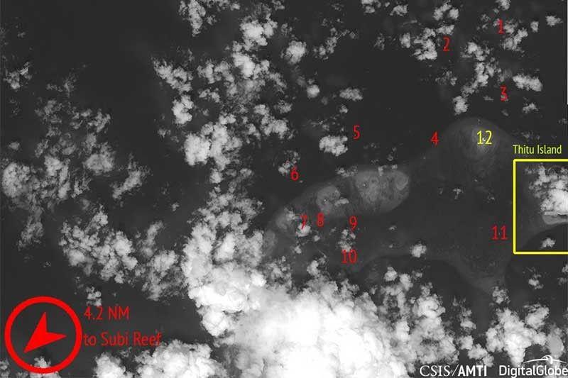 Philippines lost Sandy Cay to China, Alejano tells Cayetano