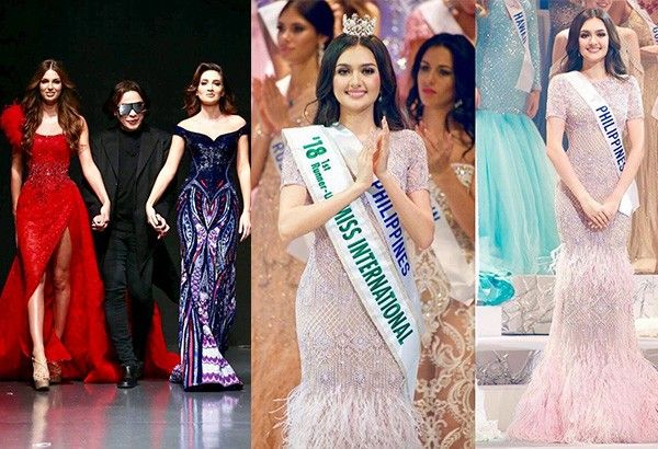 Miss Univers 2018 >> Filipino Designer Michael Cinco On Creations For Ahtisa Manalo Miss