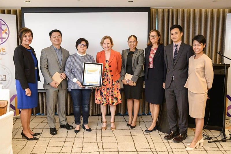 As the world celebrates International Women's Day and Women's Month this March, Convergys Philippines is recognized as the first BPO company in the world to achieve EDGE certification.