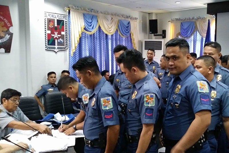 CPADAO gives cash to top police stations
