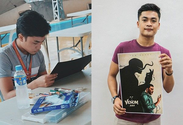 Davao student wins Hollywood poster design contest