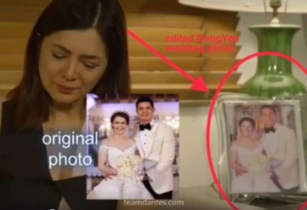 Dingdong Dantes reacts to alleged use of family photos in �Ang Probinsyano�