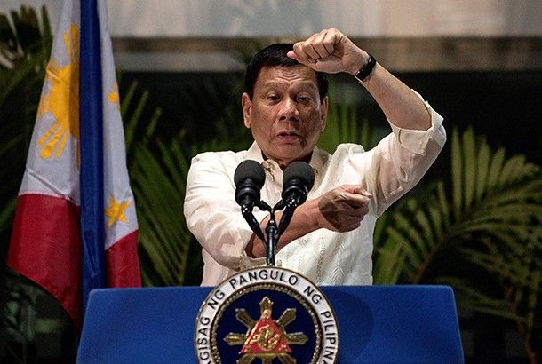 Duterte draws ire for defending adultery